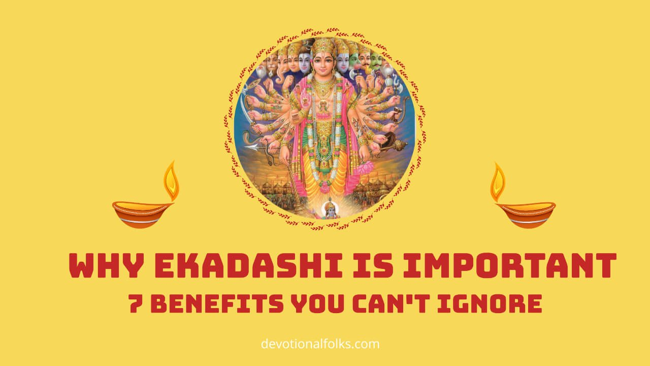 why ekadashi is observed